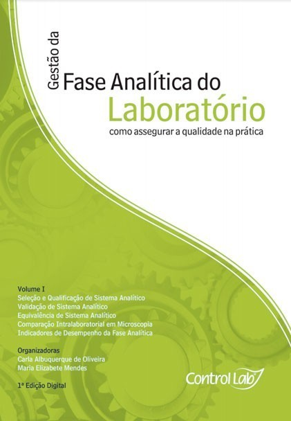 livro fase analitica laboratorio vol1