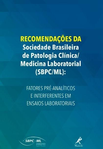 livro sbpc fatores pre analiticos e interferentes em ensaios laboratoriais