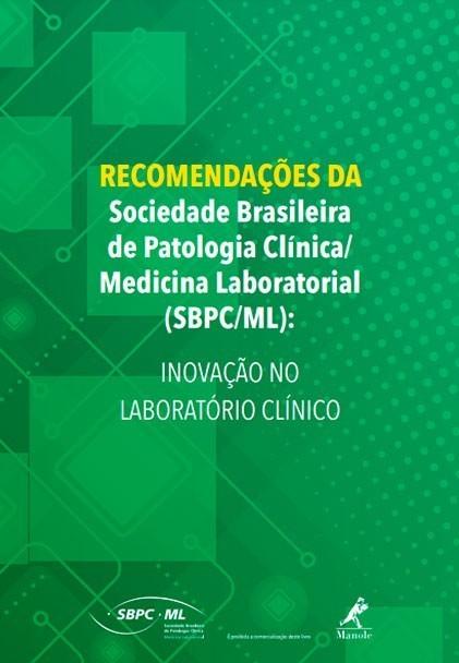 livro sbpc inovacoes laboratorio clinico
